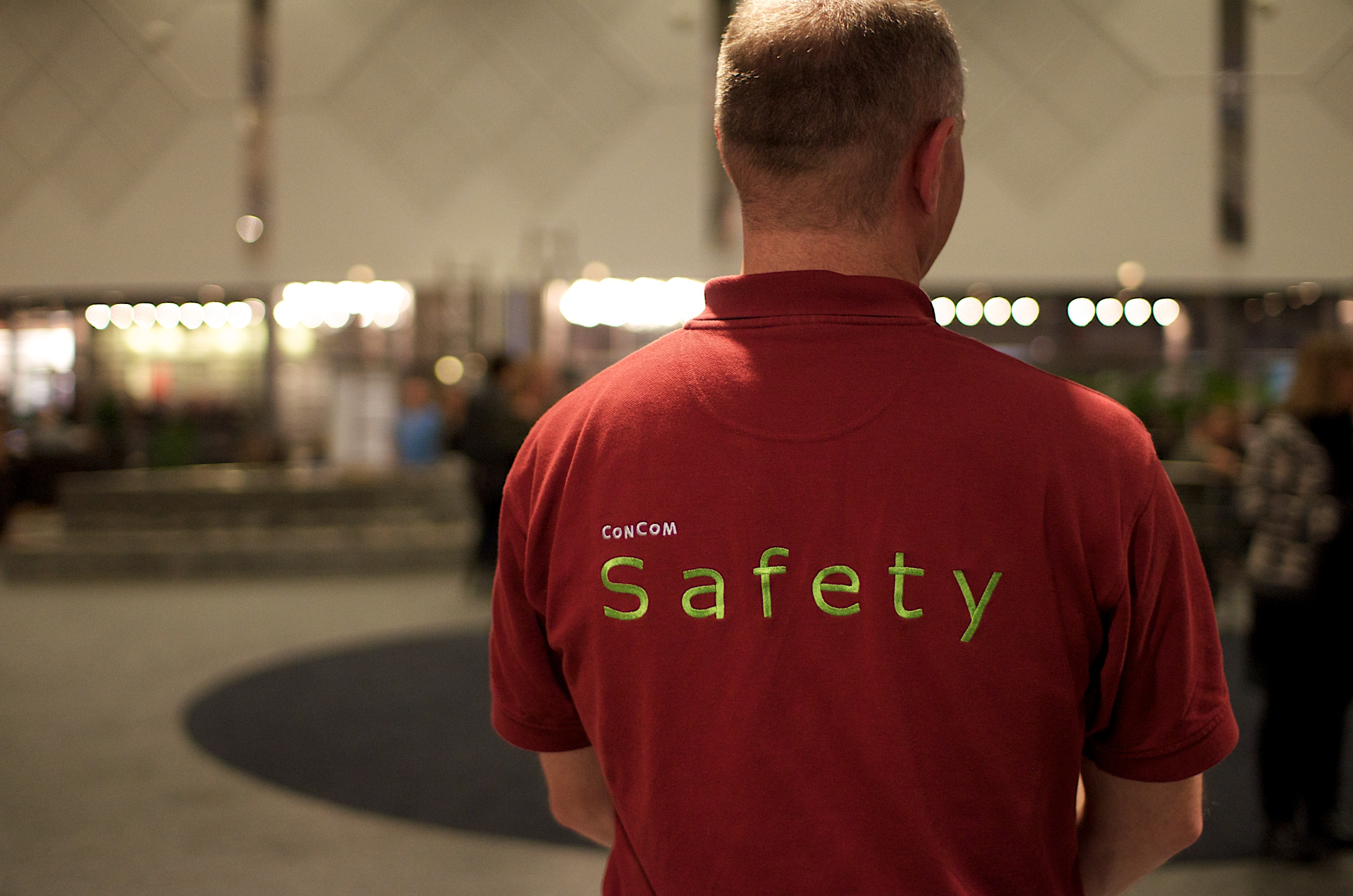 Event Safety: It all starts on the top!