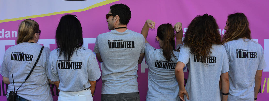 Engaging event volunteers – sure it can't be that hard … can it?
