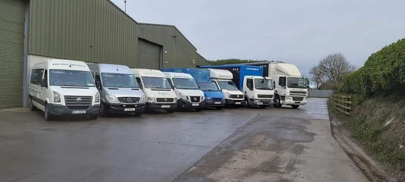 Trucks & Vans Available