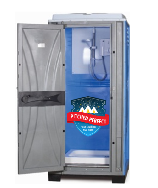 Single Shower Unit