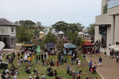 Market Events – Open for Business